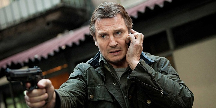 Liam Neeson The Commuter