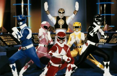 Foto Sabans Power Rangers