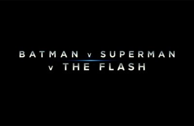 batman v superman v the flash