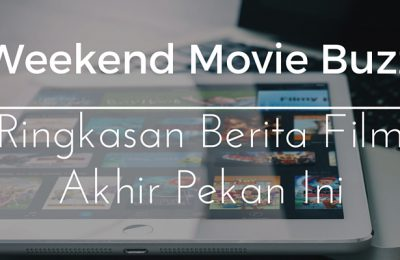 Weekend Movie Buzz