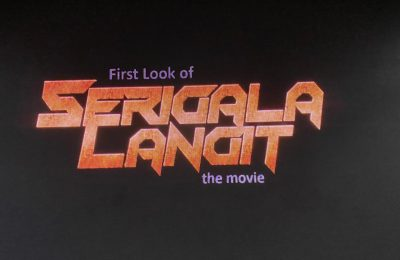 First Look Serigala Langit