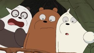 We Bare Bears The Movie sudah di depan
