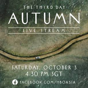 theatrical live The Third Day