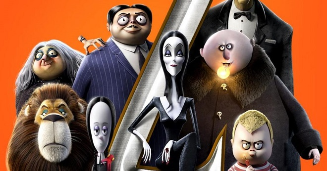 Trailer The Addams Family 2